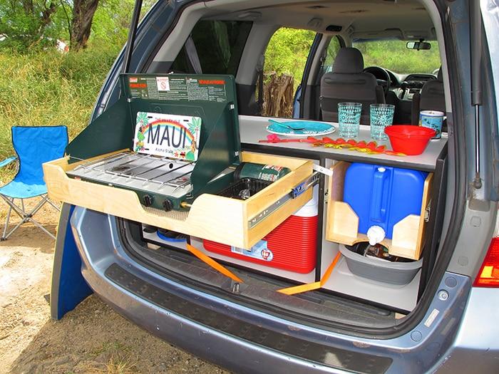 Maui Modern Camper Van Rental