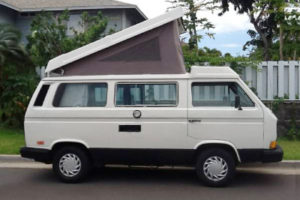 Maui Van Rentals westy automatic