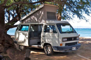 Maui Camper and Van Rentals